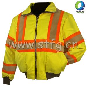 Safety Jacket-ANSI Class 3 Jacket (ST-W03)
