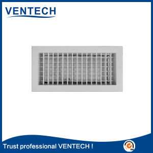 Supply Air Grille Double Deflection Type (DDG-VA) , High Quality Air Grille pictures & photos