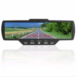Bluetooth Handsfree Rearview Mirror With Phone Book
