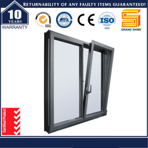 Thermal Break Casement Screening Netting Aluminium Window pictures & photos