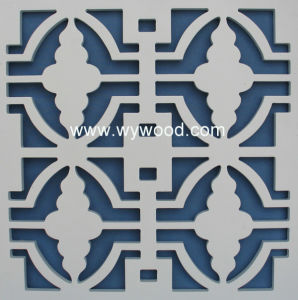Carved Grille Decorative Panel (WY-20) pictures & photos
