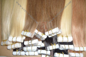 Tape Hair Extension (AV-HE035T) pictures & photos