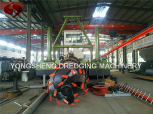 Csd 450 Cutter Sand Suction Dredger in China pictures & photos