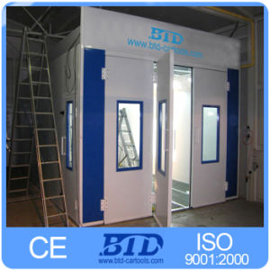 CE Certified with Exhaust System Auto Spray Booth pictures & photos