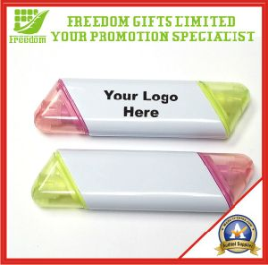 Customized Printing Promotional Cheap Highlighter (FREEDOM-HL04)