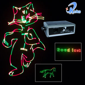 Tri-Color Animation Laser Display (OBAMA-1500RGY)