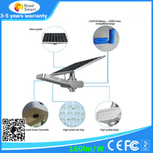 All in One Solar Street Light for 30W LED Lamp with Li Battery pictures & photos