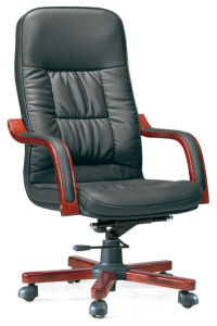 Leather Manager Chair (FECA94) pictures & photos