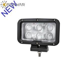 7 Inch 60W Rectangle LED Driving Light pictures & photos