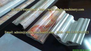 PVC Imitation Marble Profile Making Machine pictures & photos