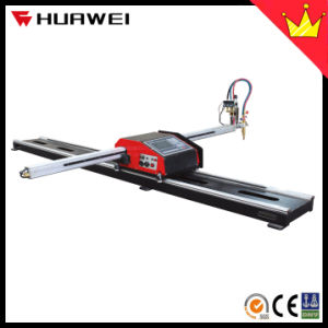 Hnc-1500W Good Quality Mini-Size Portable CNC Plasma Oxy Fuel Gas Cutting Machine Cutter pictures & photos