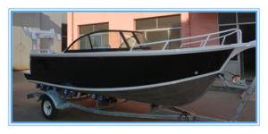 Australia Design 5m Bowrider Welded Aluminum Fishing Boat pictures & photos