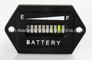 LED Battery Discharge Indicator for Electric Scooter Golf Kart