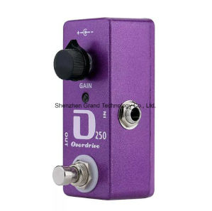 D250 Mini Guitar Overdrive Effect Pedal (JF-87) pictures & photos