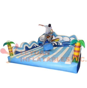 Mechanical Surfboard Game (LY-SP194)