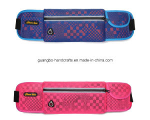 Custom Hot Sale Durable Nylon Climbing Outgoing Sport Elastic Waist Bag pictures & photos