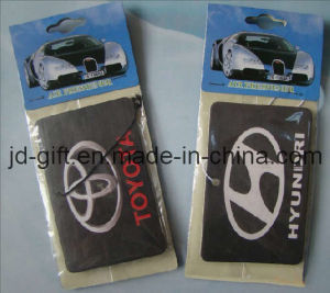 Promotional Paper Car Air Freshener, Branded Air Freshener for Car, China Factory, Good Price& Quality pictures & photos