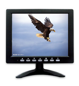 8 Inch CCTV LCD Monitor with