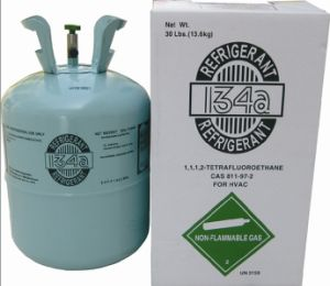 Hig Pure R134A Refrigerant 136. Kgs pictures & photos