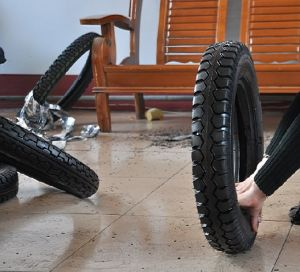Motorcycle Tyre 4.50-12tt