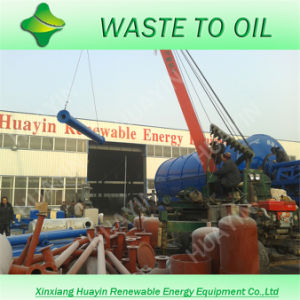 Fuel Oil Waste Tyre (HY-10)
