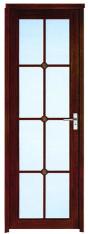 Modern Design Interior Glass Door (pH-8173) pictures & photos