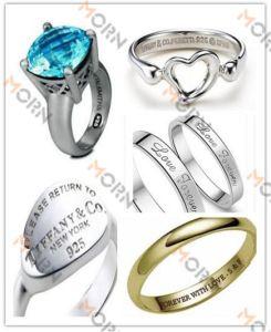 Fiber Laser Marking Machine Marking on Jewelry pictures & photos