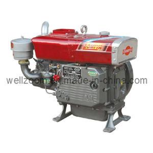 9kw Water-Cooled Diesel Engine (S195)