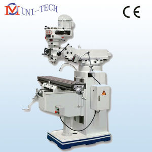 Universal Vertical and Turret Milling Machine (X6323A) pictures & photos