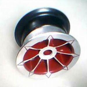 Aluminum Metal Rim Wheel Spline Half The Keyway pictures & photos