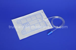 Urine Bag with White Film pictures & photos