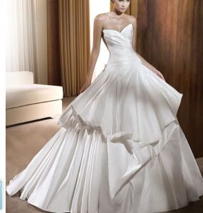 2011 New Specail Wedding Gown Wd9898