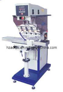 4 Colors Pad Printing Machine SP-8410SD pictures & photos