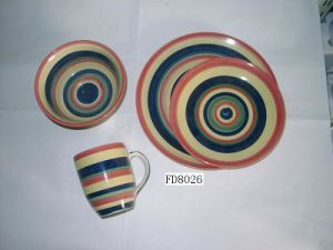 Porcelain Dinnerware 20PCS (EP1002)