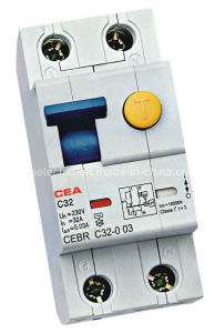 Residual Current Breaker with Overload Protection (CEBR) pictures & photos