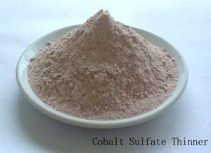 Cobalt Sulfate Thinner