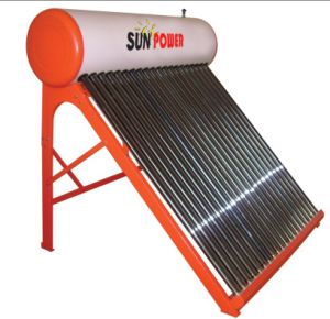 Non-Pressure Solar Water Heater (SPR) pictures & photos