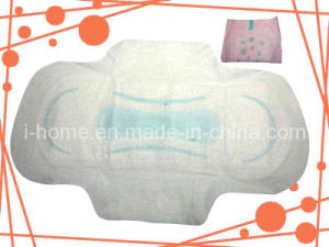 Anti-Bacterical Sanitary Napkin pictures & photos