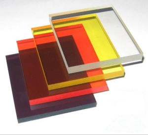 10mm Plexiglass Design PMMA Acrylic Sheet pictures & photos