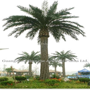99.9% Similarity Artificial Date Palm Tree