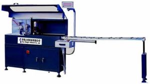 Aluminium Window Corner Key Cutting Machine
