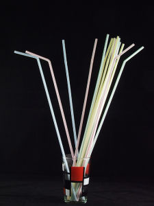 Giant Popular Plastic Drinking Straw pictures & photos