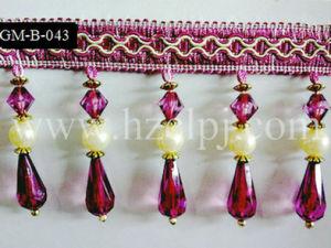Acrylic Bead Fringe