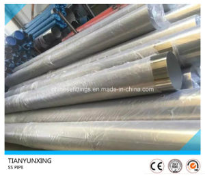 Polished ASTM 316L Seamless Stainless Steel Pipe/Tube pictures & photos