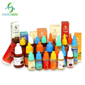 Juice E Liquid Flavor Essence with Dropper Bottles pictures & photos