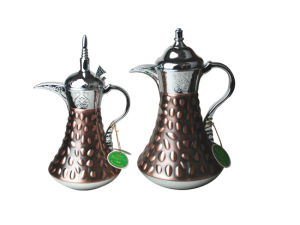 Classic Metal Coffee Pot Set