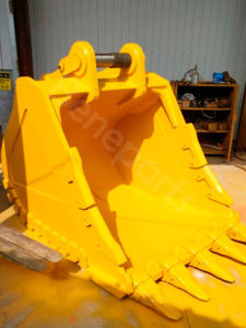 Excavator Buckets 1.2cbm Caterpillar 320c Heavy Duty pictures & photos