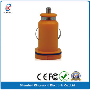 Pull Ring Mobile Car Charger (KW-0742)