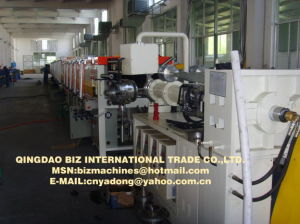 Air Conditonor Foam Insulating Pipe Producing Line pictures & photos