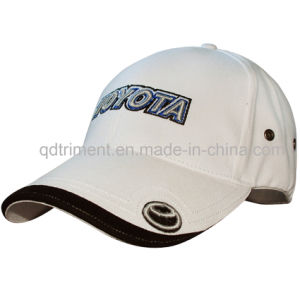 Constructed 3D Embroidery Racing Sport Baseball Cap (TRB017) pictures & photos